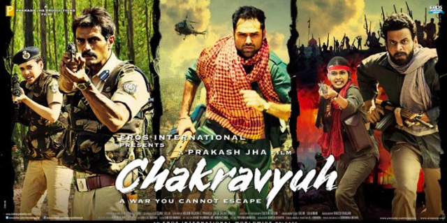 'Chakravyuh' resolutely etched, firmly grounded drama