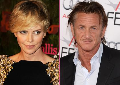 Charlize Theron and Sean Penn `talking about getting married`