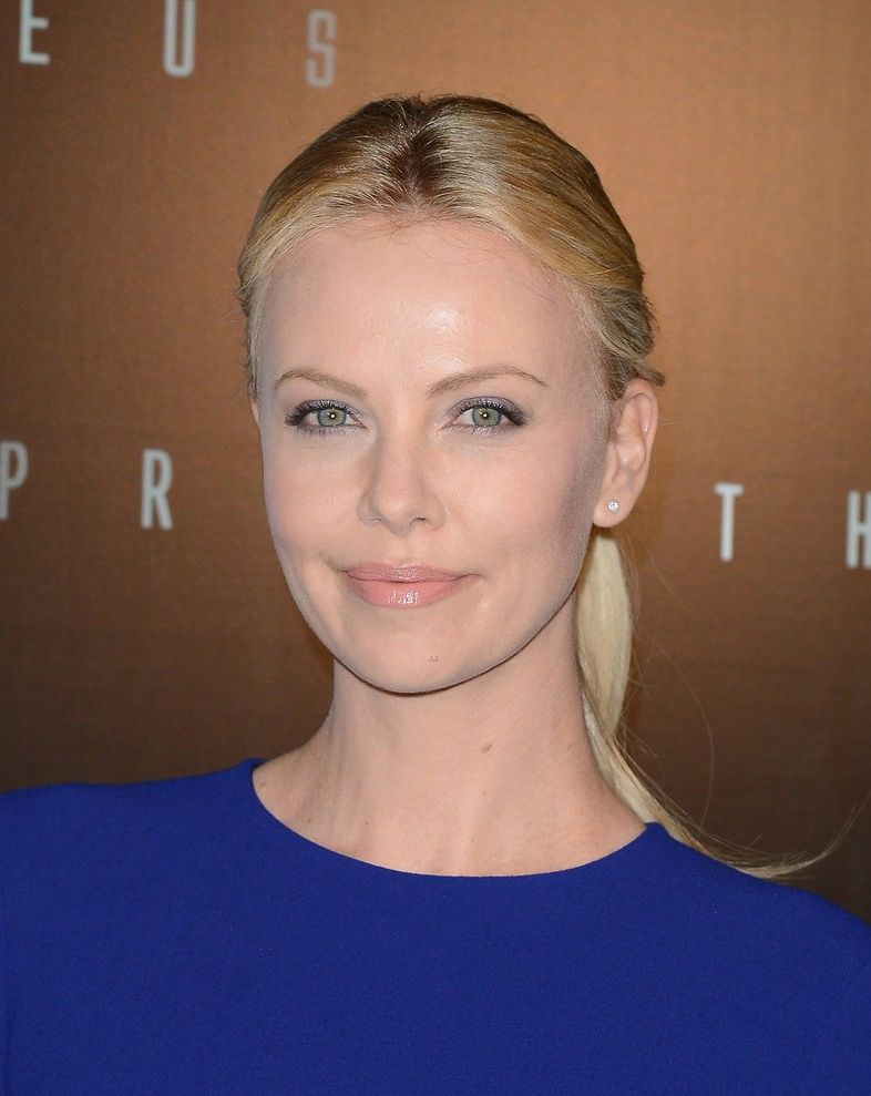 Charlize Theron will never go under the knife
