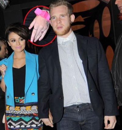 Cher Lloyd marries Craig Monk