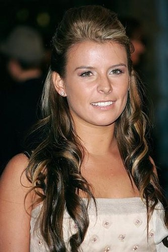 Coleen Rooney gives into pregnancy cravings by tucking in treats