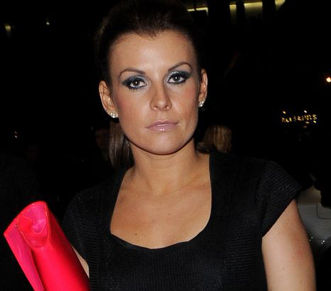 Coleen Rooney flaunts her latest collection for Littlewoods