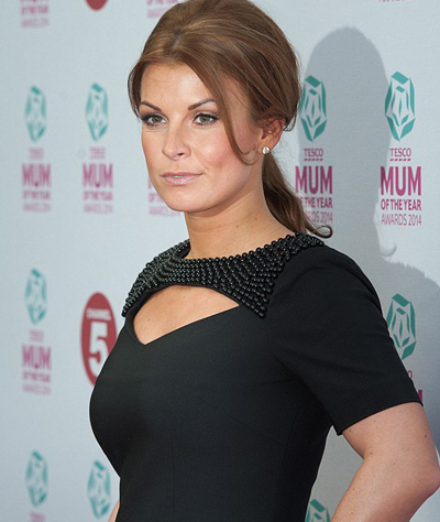 Coleen Rooney furious over ransacked suitcases