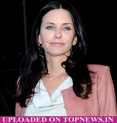 Courteney Cox says split with husband made them both `better parents`