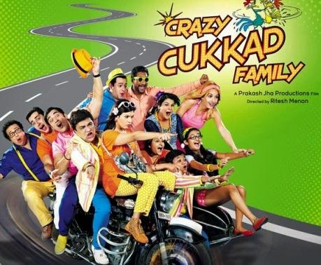 'Crazy Cukkad Family' gets U/A certificate