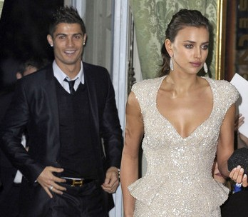 Cristiano Ronaldo `set to propose to girlfriend Irina Shayk`