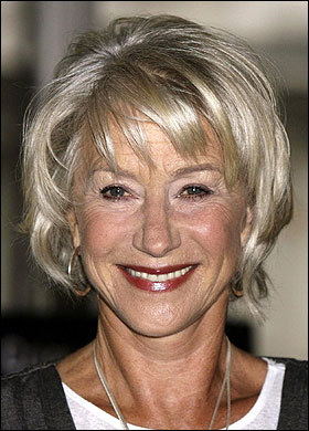Helen Mirren says getting nude onscreen has got easier with age