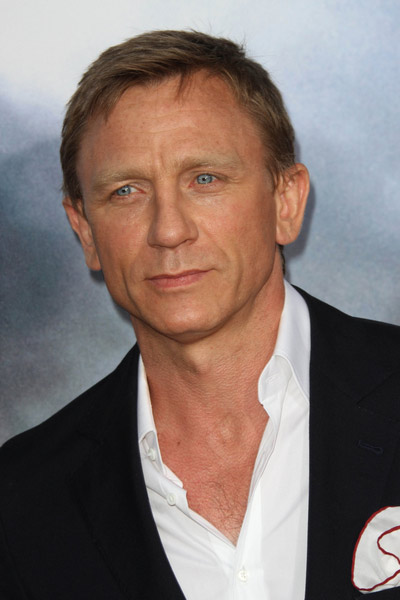 There'll never be a gay James Bond, says Daniel Craig