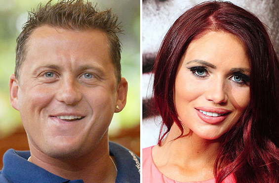 Amy Childs says she wants Darren Gough to get back with wife