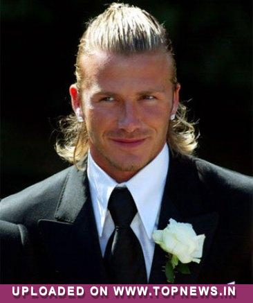 Becks 'honoured' to be a part of Will-Kat royal wedding
