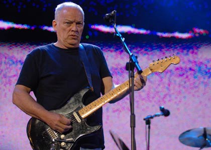 Pink Floyd guitarist David Gilmour's son has been arrested after he was