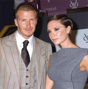 Beckham to buy Taylor's jewellery for Victoria