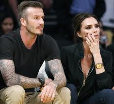 Beckhams raked in 11m pounds from biz ventures in 2011