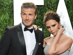 Beckham's planning to rent property next to royalty in London