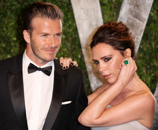 Becks plans mile-high extravaganza for Posh's 40th birthday
