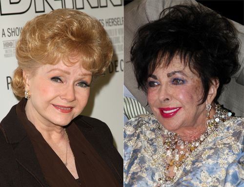 Elizabeth Taylor Was In A Lot Of Pain Before Death, Says Debbie Reynolds
