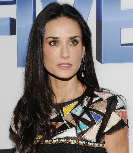 Demi Moore splits with toyboy Vito Schnabel
