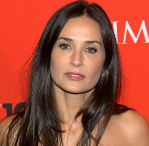 Demi Moore dating ex-boyfriend's father