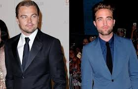 Dicaprio wants to party with Pattinson