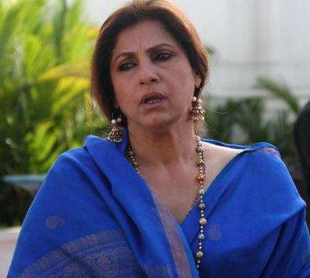 dimple kapadia fight