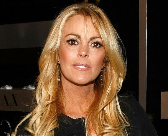 Opinion, interesting Dina lohan nude photos