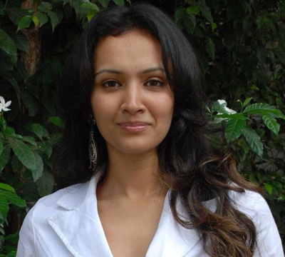 Dipannita Sharma 'almost fractured' shoulder while filming 'Pizza'