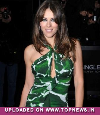 liz hurley wonder woman. Liz Hurley films #39;Wonder