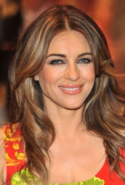 Liz Hurley prefers vodka to diet 13.11.2009