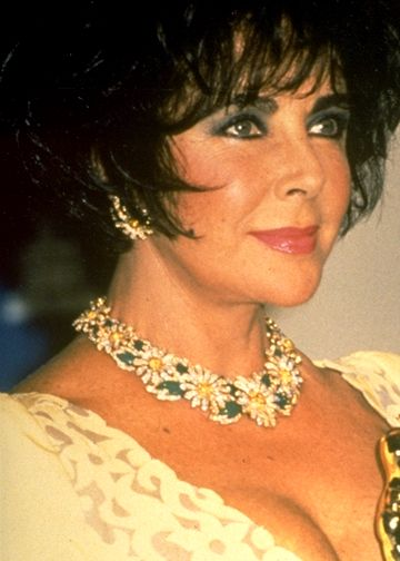 Elizabeth Taylor's iconic jewels to go under the hammer