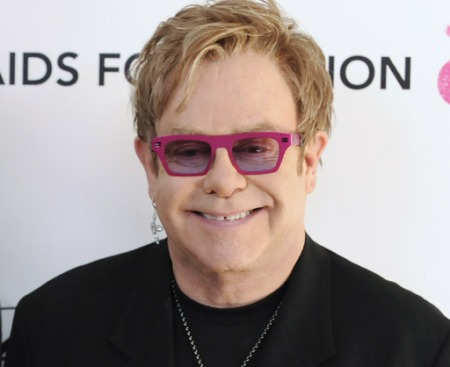 Elton John's musical biopic awaits right financiers