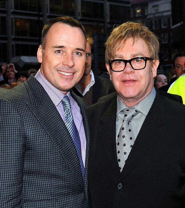 Elton John and David Furnish say parenting became easier the 2nd time