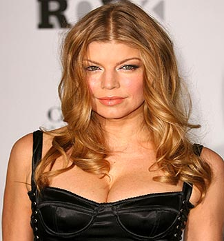 Fergie gets black diamond on 37th birthday