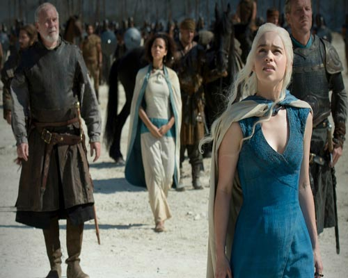 'Game of Thrones: The Exhibition' to visit London