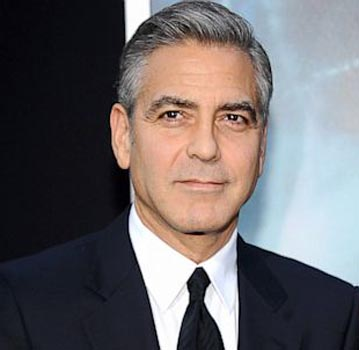 Grey lady's ghost may 'gatecrash' Clooney's wedding bash