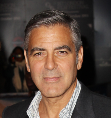 Clooney offers help to aspiring actor