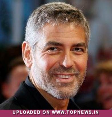 george clooney girlfriend bikini. George Clooney#39;s girlfriend