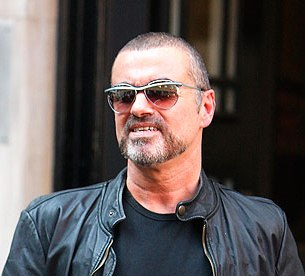 George Michael makes his big comeback
