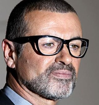 George Michael gets unknown model to strip off in new video