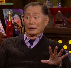 William Shatner is a douche, says `Star Trek` co-star George Takei