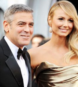 What caused Keibler, Clooney to split?