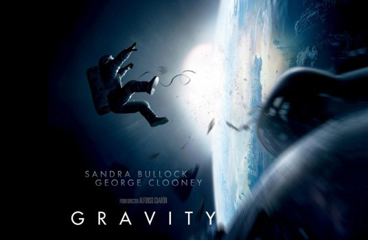 'Gravity' - visually exciting suspense drama