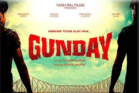 'Gunday' trailer to premiere at Dubai film fest