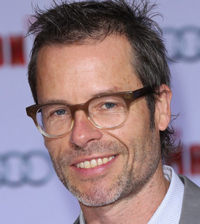 I was hooked on marijuana, says Guy Pearce