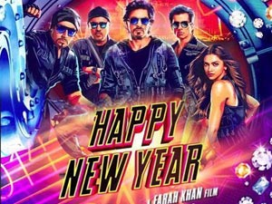 Shah Rukh Khan to travel world for 'Happy New Year'