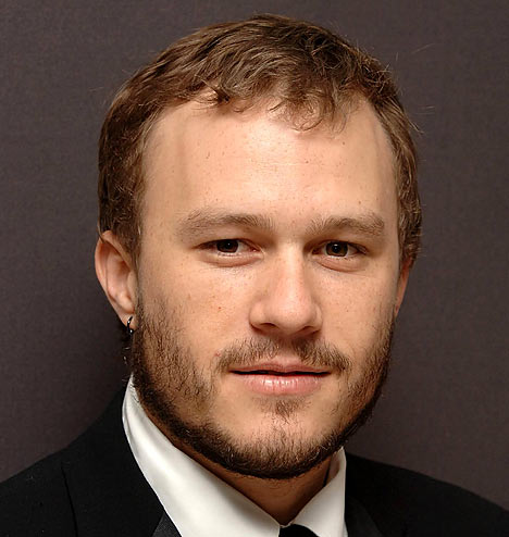 heath ledger order