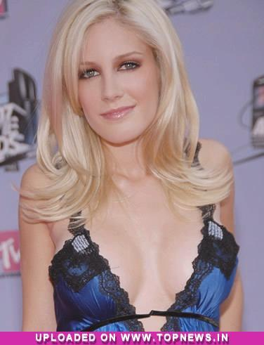 heidi montag plastic surgery regret. Heidi Montag shows off