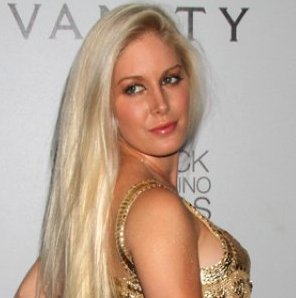 I wanna get naughty, says Heidi Montag