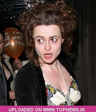 Helena Bonham Carter insists Tim Burton should be knighted