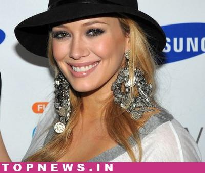 Hilary Duff shocked by fan signature tattoo London, Oct 29 : A fan left