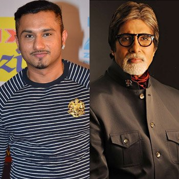 Shooting with Big B made me feel old: Honey Singh
